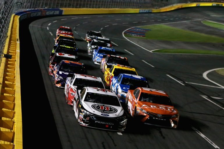 2018 NASCAR All-Star Race at Charlotte Motor Speedway