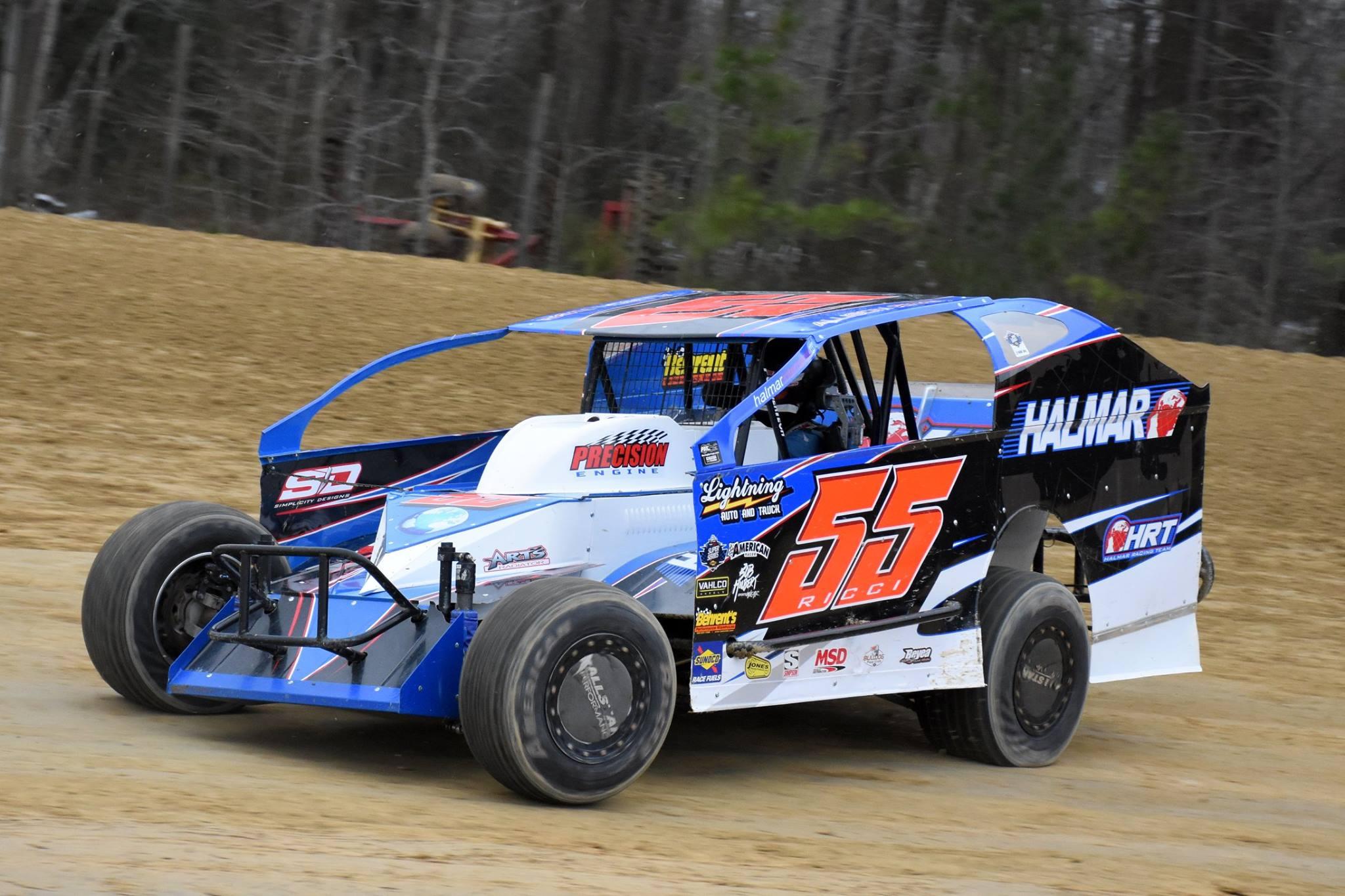 Allison Ricci - Helmar Racing