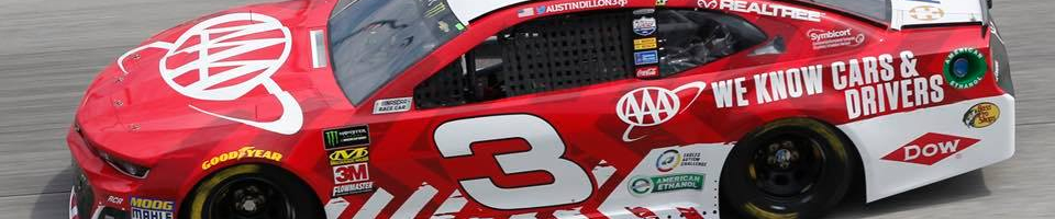 """Austin Dillon: """"The Ford's are absolutely kicking our tails"""""""