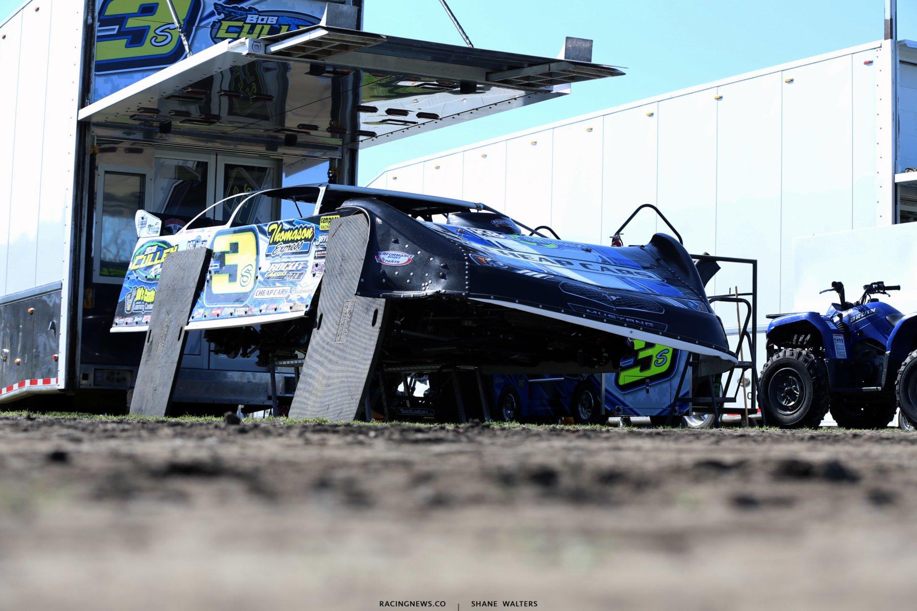 Brian Shirley - Bob Cullen Racing 4184