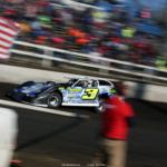 Brian Shirley at Macon Speedway 4795