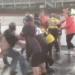 Bristol Motor Speedway fight