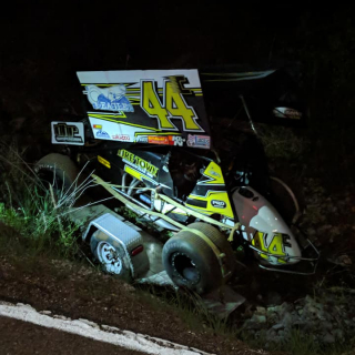 Chase Howard - Sprint Car Ditch