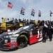 Clint Bowyer - NASCAR inspection