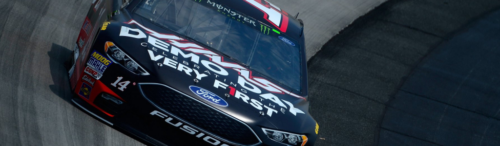 Clint Bowyer knew he was in trouble early in the final run at Dover