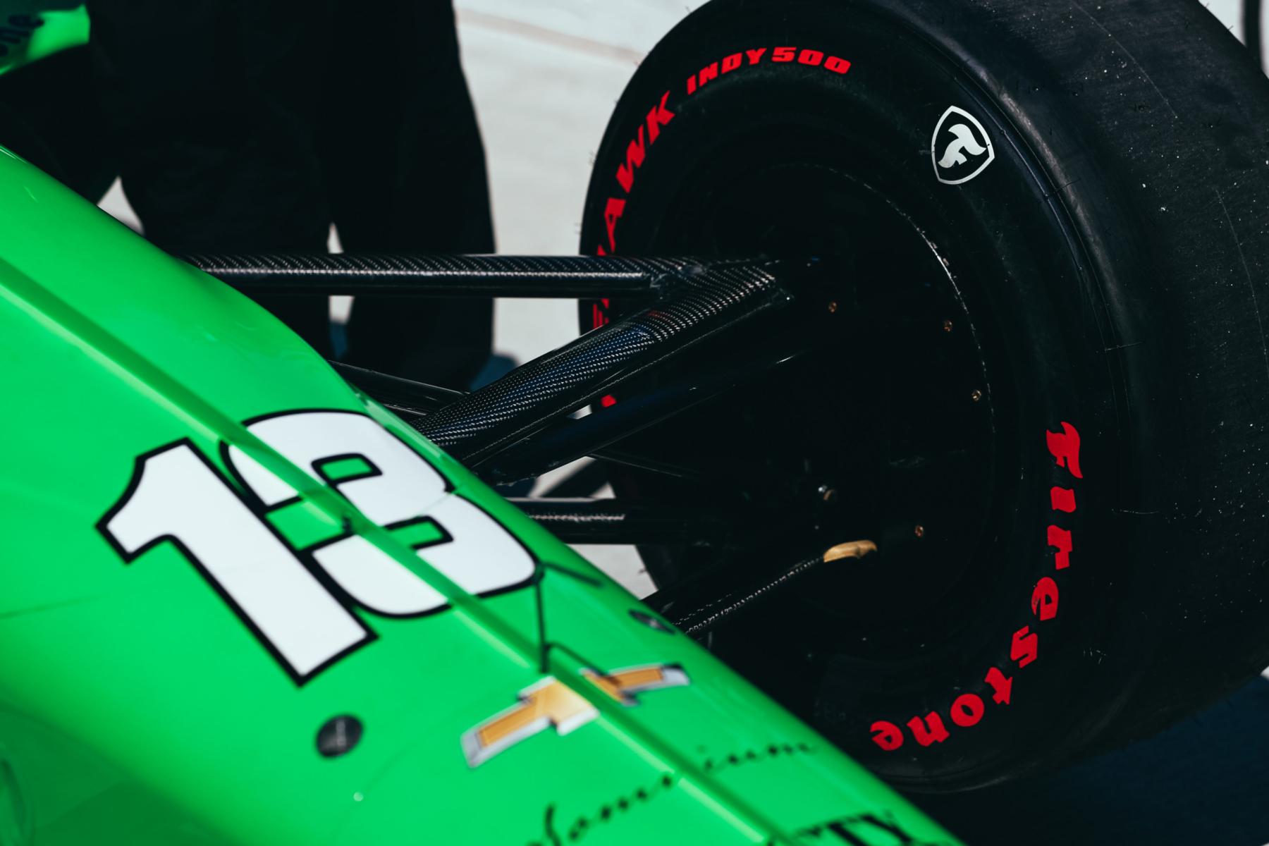 Danica Patrick - #13 Indycar