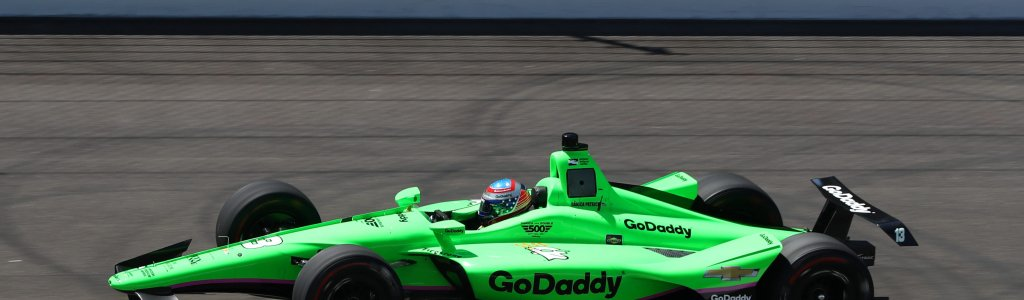 2018 Indy 500 testing times – Rookie/ Veteran refresher test