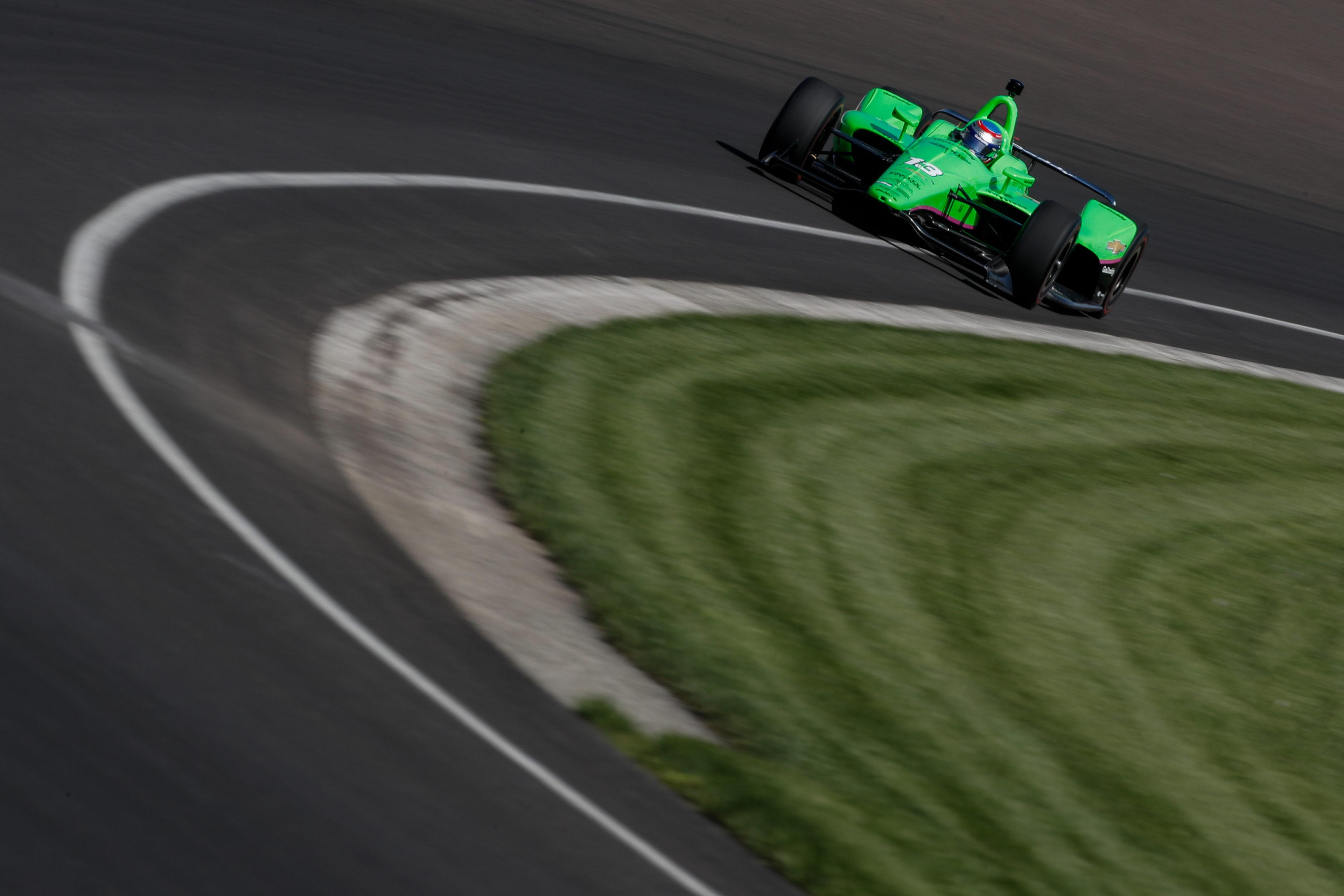 Danica Patrick - Indy 500 Testing