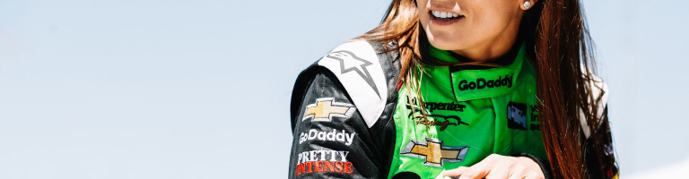 Danica Patrick intended to run the 2012 Indy 500 but her NASCAR commitment was questioned