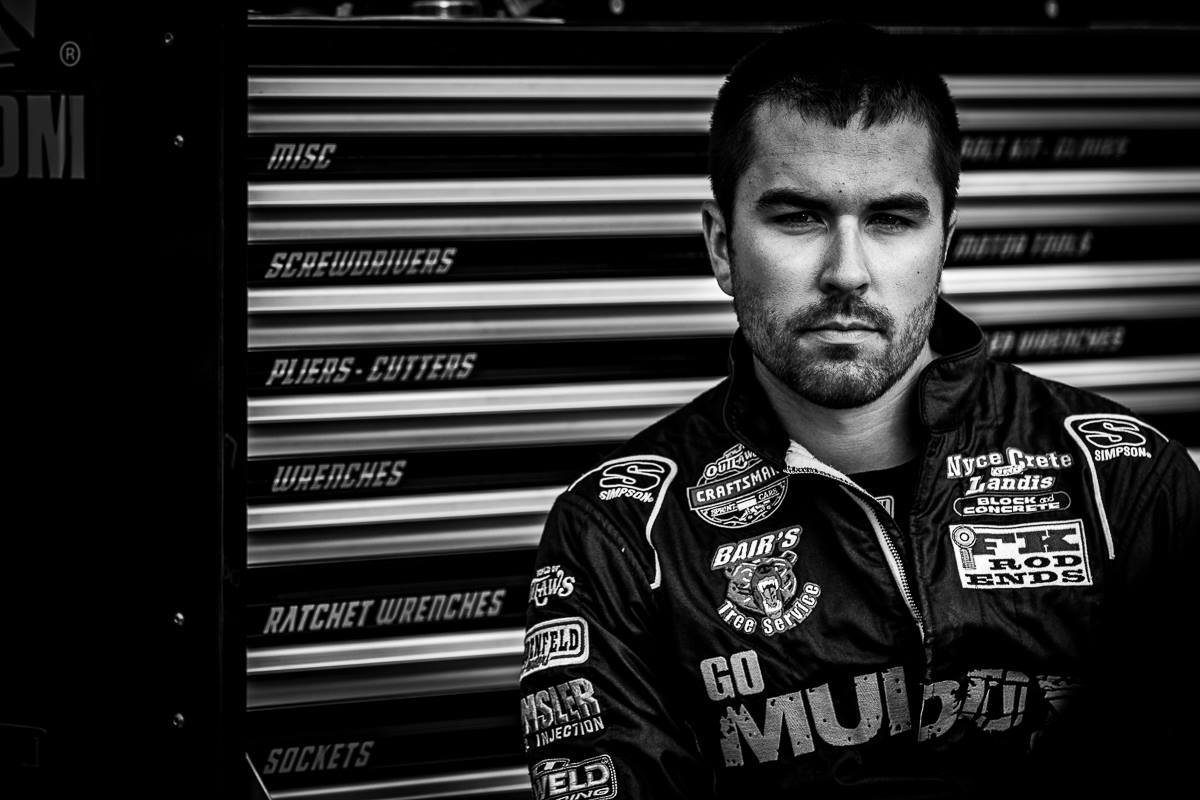 David Gravel - Racing Driver