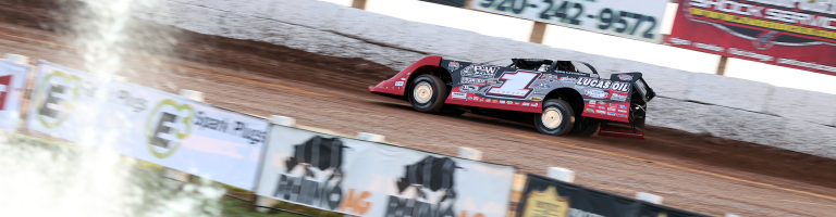 Earl Pearson Jr discusses the dive into the 141 Speedway pond