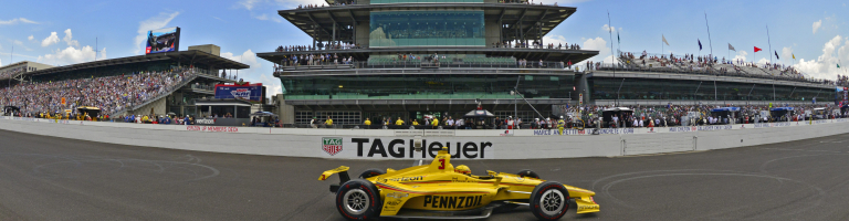 Police have identified the man found dead after the Indy 500