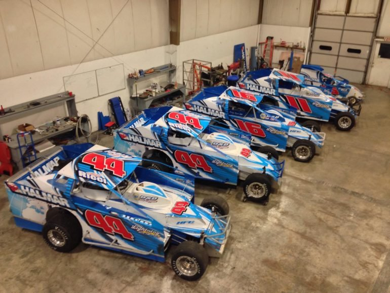 Helmar Racing - Super DIRTcar Series - 2014