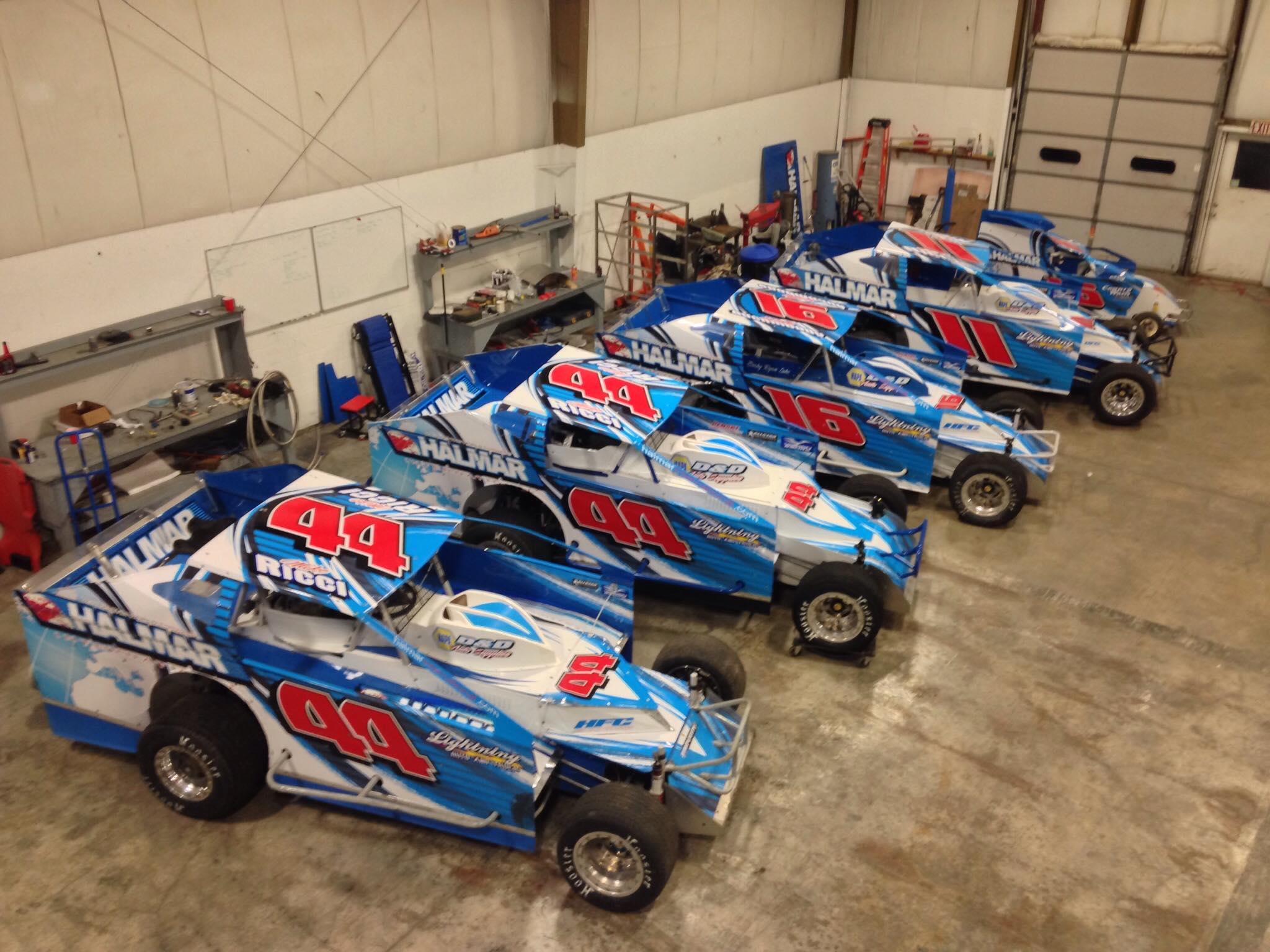 Helmar Racing - Super DIRTcar Series - 2014