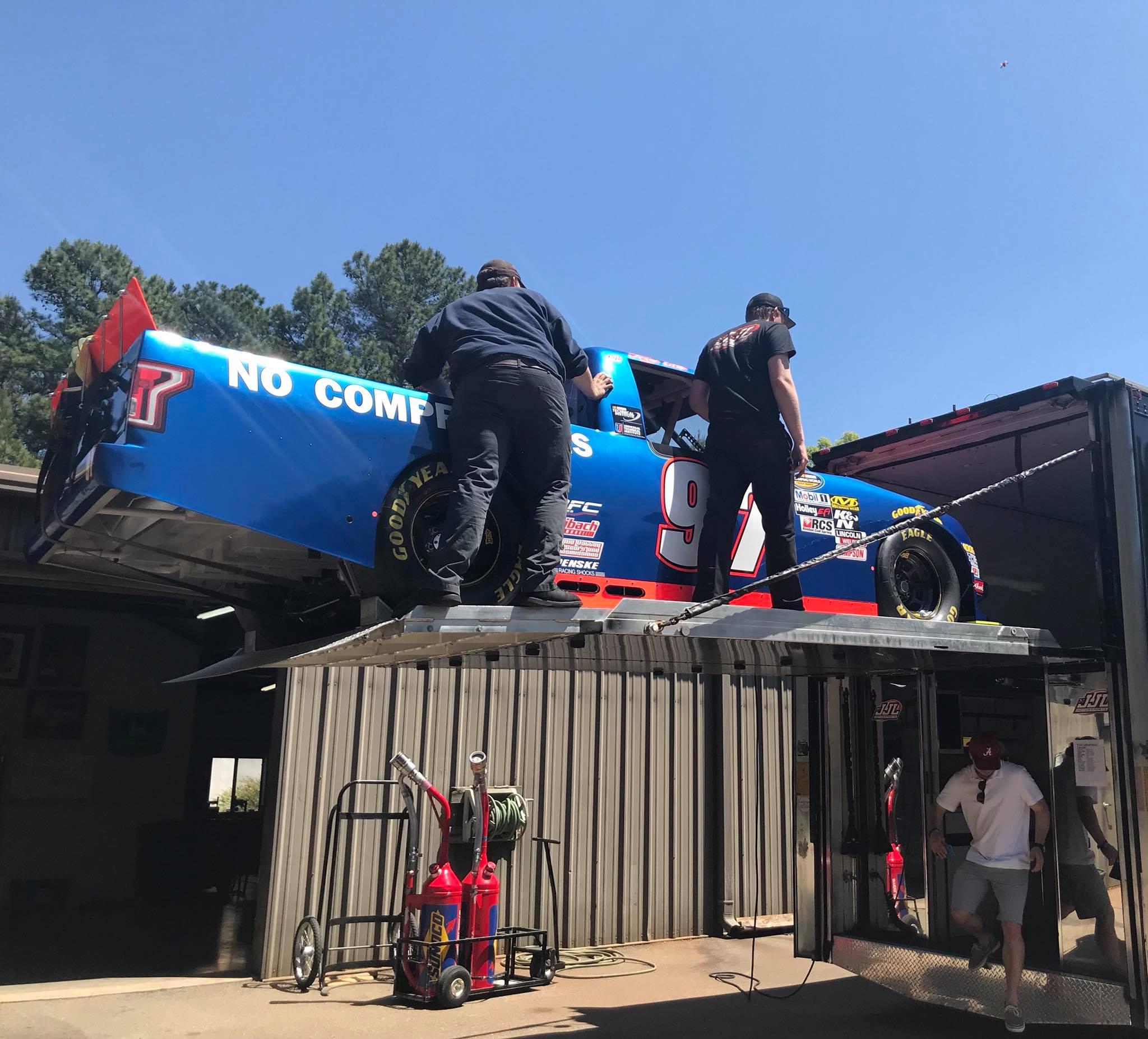JJL Motorsports hauler