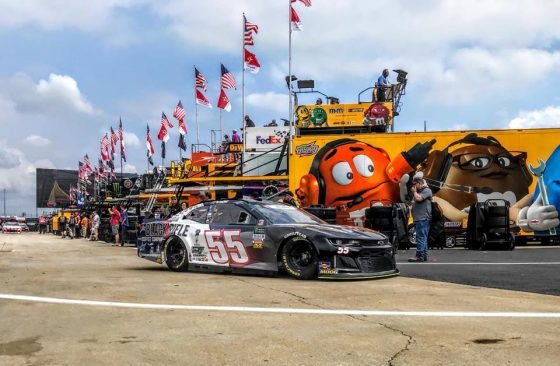 Jeffery Earnhardt Nascar Cup Series Driver News