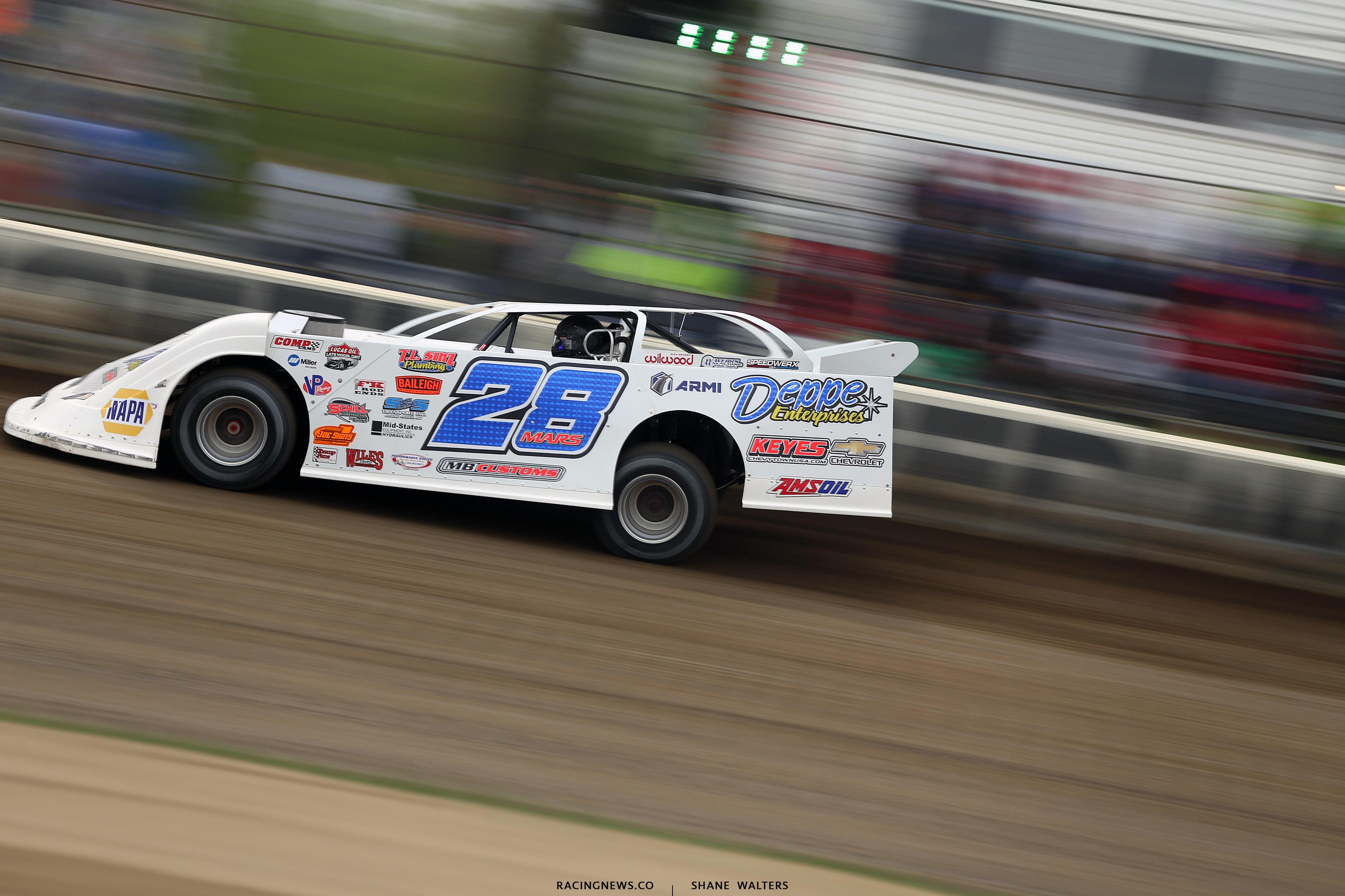 Jimmy Mars at Deer Creek Speedway 6851