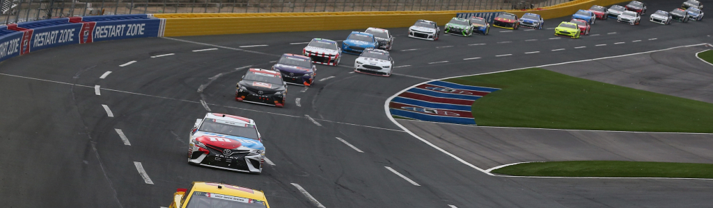 Charlotte TV Schedule: NASCAR All-Star Race (May 17-18, 2019)
