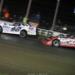 Jonathan Davenport and Bobby Pierce at Deer Creek Speedway 7242