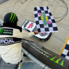 Kevin Harvick wins at Dover International Speedway