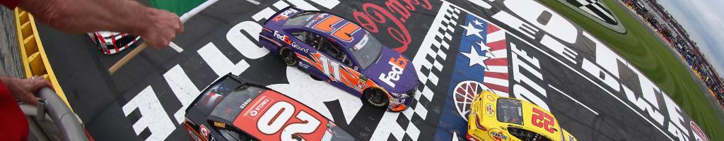 Coca-Cola 600 Results: May 27, 2018 – NASCAR Cup Series