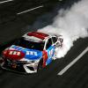 Kyle Busch wins at Charlotte Motor Speedway