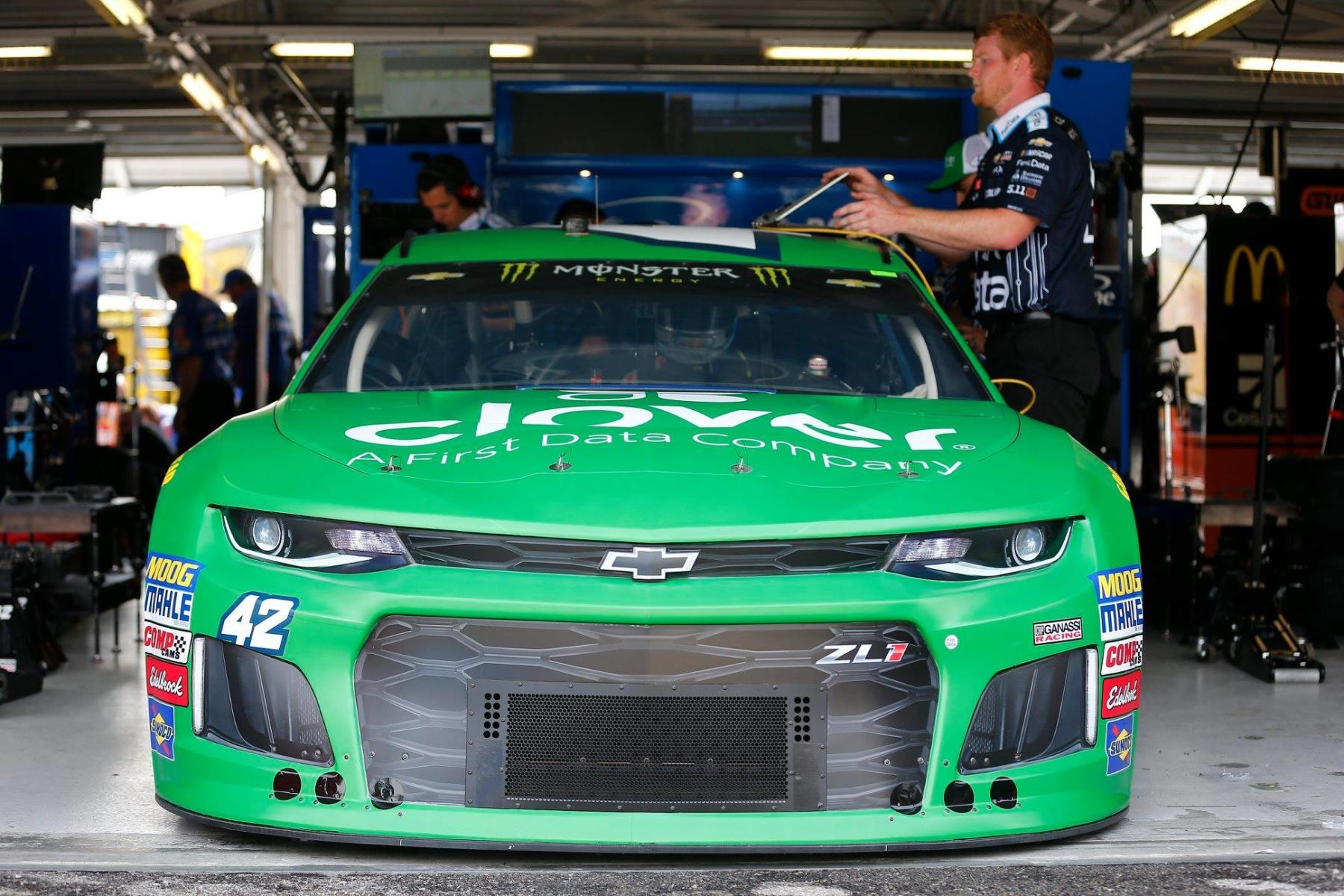 Kyle Larson - Chip Ganassi Racing