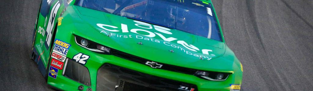 NASCAR VP expects a rear window penalty for Kyle Larson