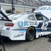 Kyle Larson at Dover International Speedway