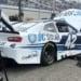 Kyle Larson at Dover International Speedway