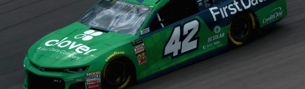 Kansas Starting Lineup: NASCAR Cup Series