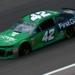yle Larson at Kansas Speedway