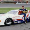 Mark Martin 1984 - Michigan International Speedway - ASA