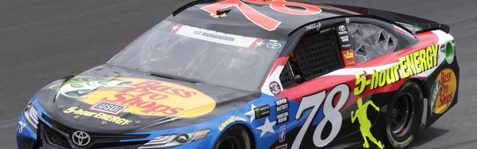 Martin Truex Jr says the new splitter tech has hurt his team