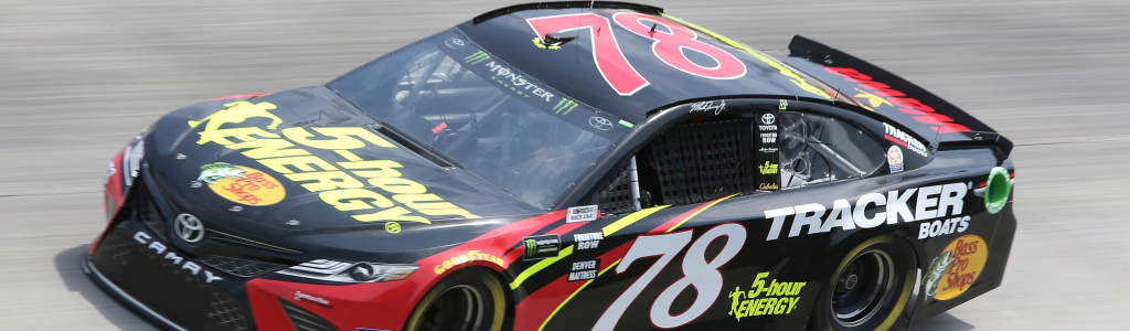 NASCAR has changed the way they tech the splitters, as teams found a loophole