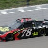 Martin Truex Jr at Kansas Speedway