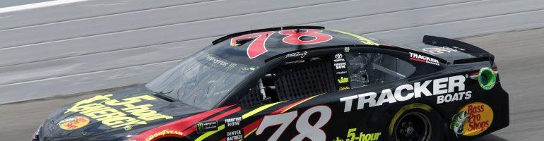 Martin Truex Jr says Ford has an 'unfair advantage' in NASCAR