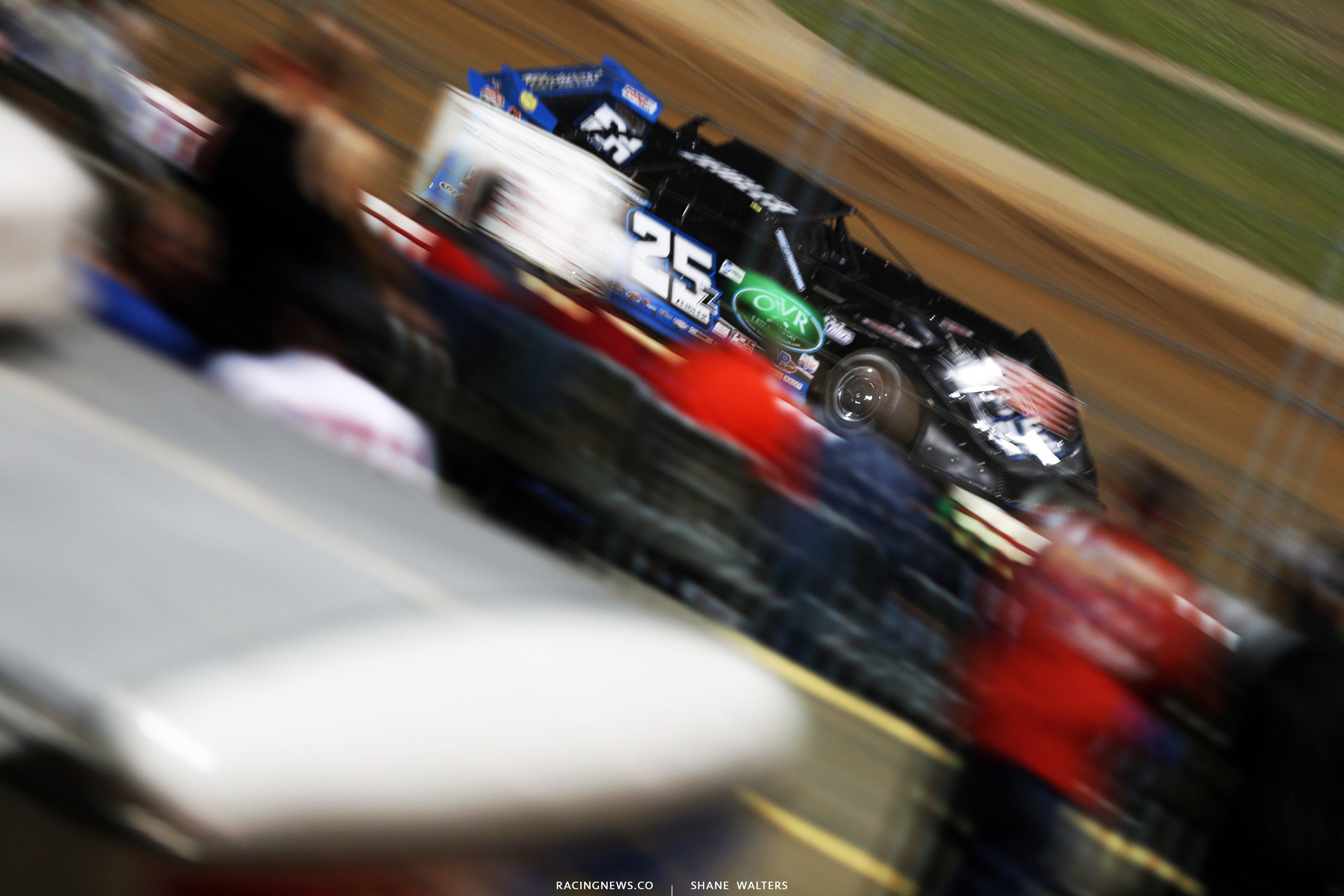 Mason Zeigler at Lucas Oil Speedway 7803