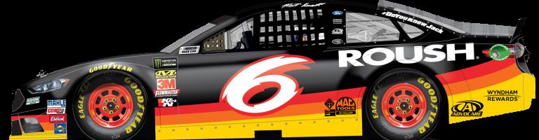 Matt Kenseth's 2018 All-Star race paint scheme