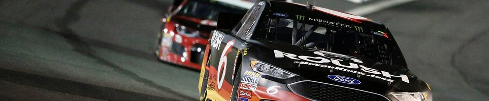 Matt Kenseth didn't expect this much of a 'struggle' at Roush