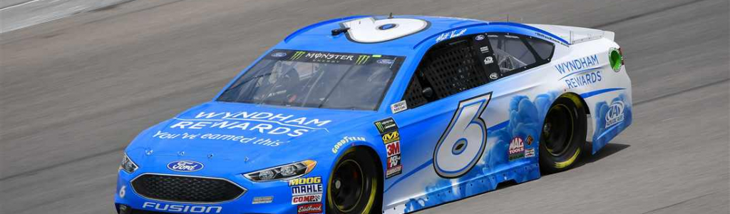 Kenseth doesn't have long-term goals; Wants to help the organization