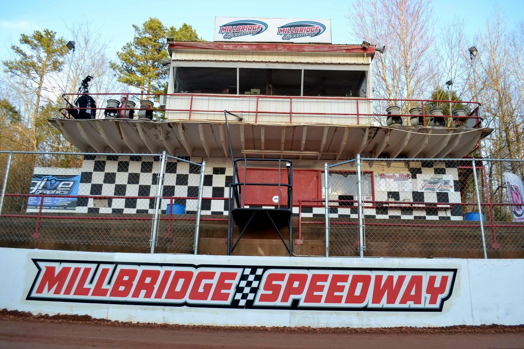 Millbridge Speedway - Dirt Track
