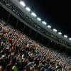 NASCAR Fans - Charlotte Motor Speedway grandstands