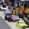 NASCAR Pit Stops - Dover International Speedway