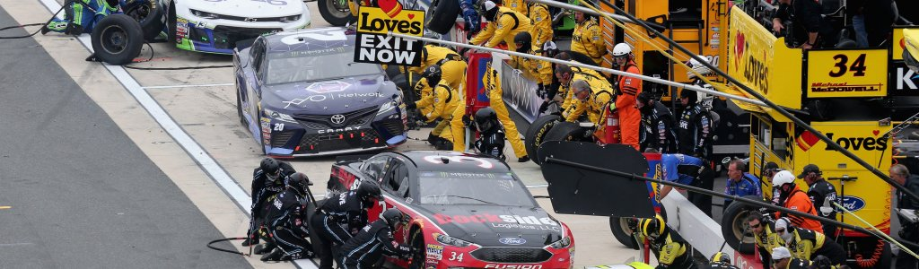 NASCAR explains the procedure for opening pit road after a stage