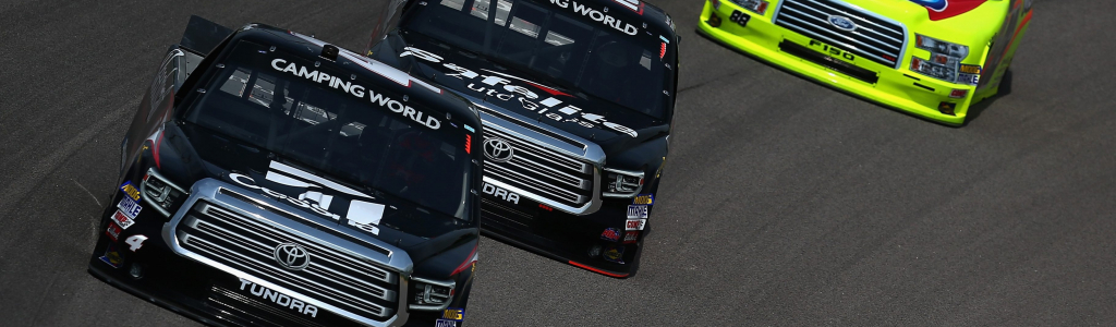 Kyle Busch comments on Noah Gragson; All-time NASCAR Truck wins list