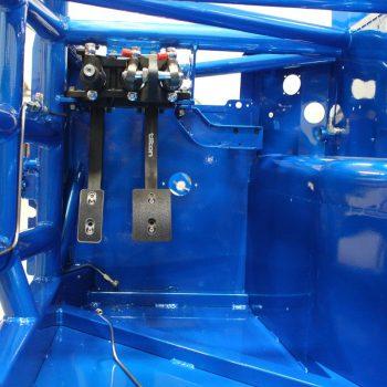 Ray Evernham - Modified Cockpit