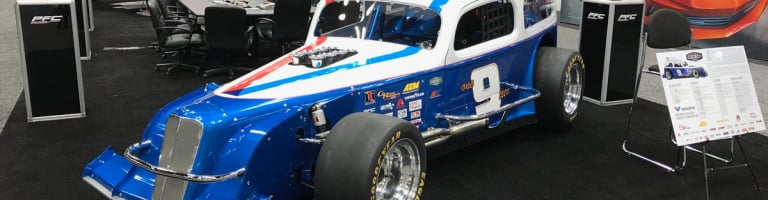 Ray Evernham's Modified – The Ghost Race Car