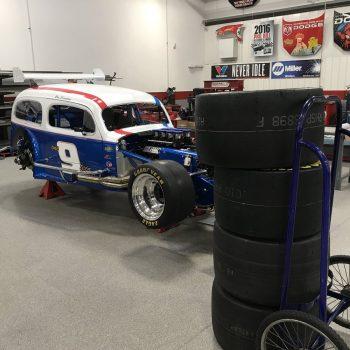 Ray Evernham - Modified Race Car Build Photos