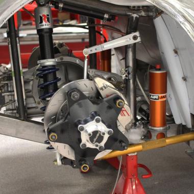 Ray Evernham - Modified Rear Suspension